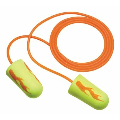 E·A·R E-A-Rsoft® Yellow Neon Blasts™ Foam Earplugs - e-a-rsoft yellow neon blast ear plug