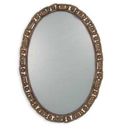 Interlocking Chain Mirror