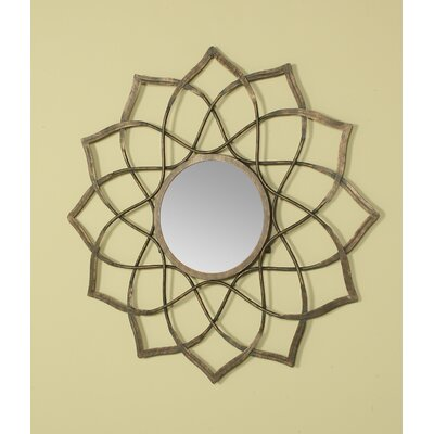 Passport Furniture Sunburst Mirror