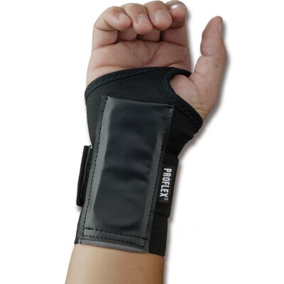 Ergodyne ProFlex 4000 Single Strap Wrist Support for Right Hand