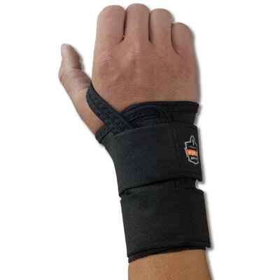 Ergodyne ProFlex 4010 Double Strap Wrist Support for Left Hand