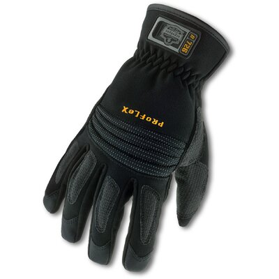 Ergodyne ProFlex 726 Fire and Rescue Standard Gloves in Black