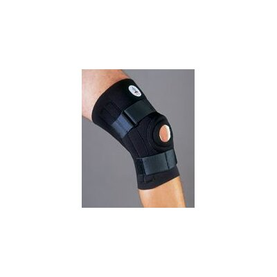 Ergodyne 620 Knee Sleeve with Open Patella/Spiral Stays