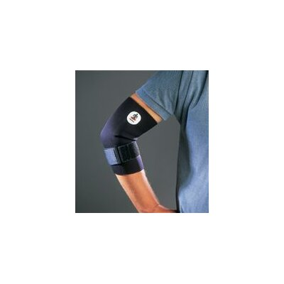 Ergodyne Neoprene 655 Elbow Sleeve with Strap