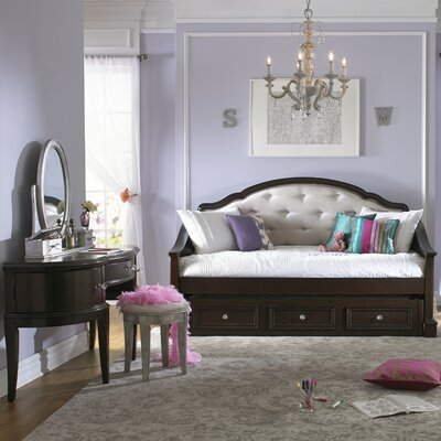 Girls Glam Daybed Bedroom Collection