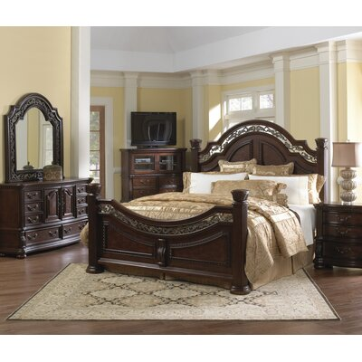 samuel lawrence san marino panel bedroom collection