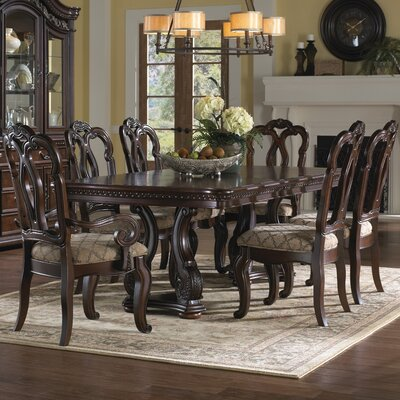 San Marino Pedestal Dining Table
