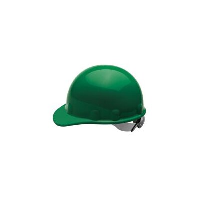 Fibre-Metal SUPEREIGHT® Class E, G or C Type I Thermoplastic Hard Hat With 3-R Ratchet Suspension