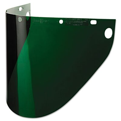Fibre-Metal High-Performance Extendd View Faceshield Window