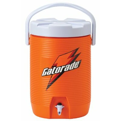 Gatorade Water Coolers - 3-gallon cooler w/fastflowing spi