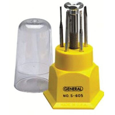 General Tools Screwdriver Sets - jewelers screwdriver setinterchangeable