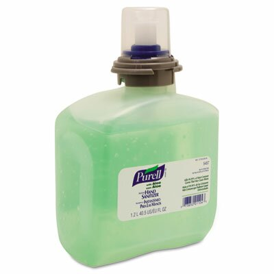 Gojo Purell Advanced Tfx Gel Instant Hand Sanitizer Refill with Aloe