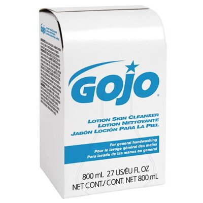 Gojo Cleaners - 800ml dermapro pink lotion skin cleaner