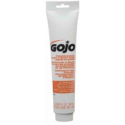 Gojo Lotion Hand Cleaners - 5 oz.tube paint.stain hand cleaner w/counter d