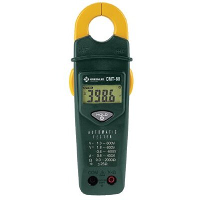Greenlee Automatic Electrical Testers - 07735 600v/400a tester