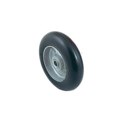 "Harper Trucks 8"" X 2 1/4"" Mold-On Balloon Rubber Wheel"