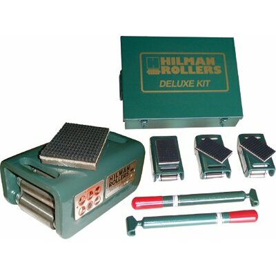 Hilman Rollers Industrial Rollers - 200-k8-4 8ton riggers kit light duty