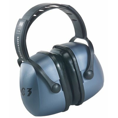 Howard Leight by Sperian Clarity™ Earmuffs - headband earmuff - dielectric clarity c1