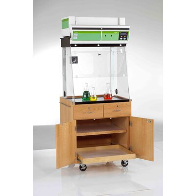 Diversified Woodcrafts Mobile Fume Hood Station