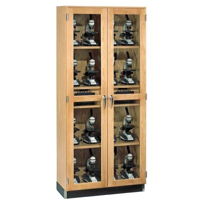 "Diversified Woodcrafts 36"" Micro Charger Door Cabinet"