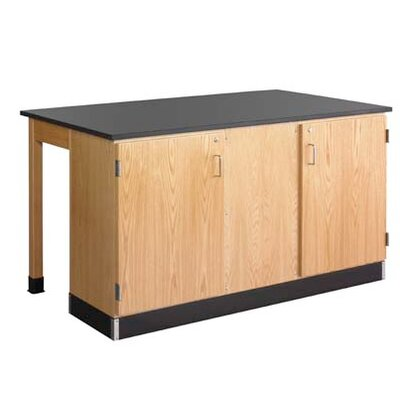 Diversified Woodcrafts Forward Vision III Two Student Workstation