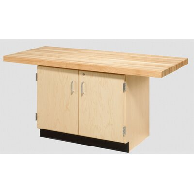 Diversified Woodcrafts Two Station Workbench