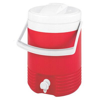 Igloo 2 Gallon Red Legend™ Cooler With Spigot