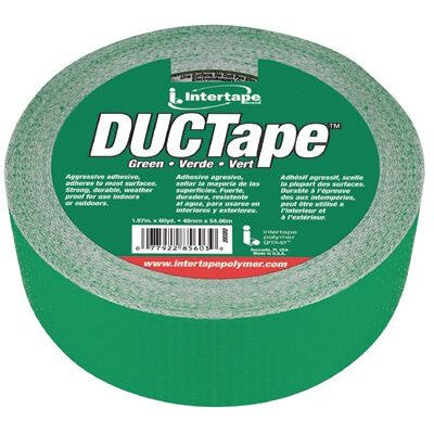Intertape Polymer Group Colored Duct Tapes - ac 20 48mmx54.8m green duct tape