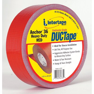 Intertape Polymer Group 3&quot; Reinforced Water-Activated Tape in Natural