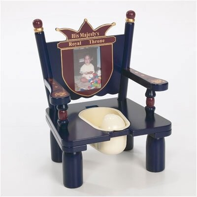 "Levels of Discovery His Majesty's Throne ""Prince"" Potty Chair"