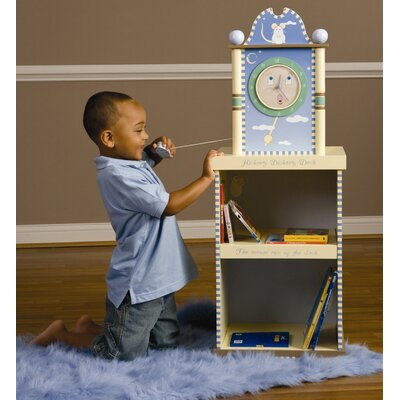 "Levels of Discovery Nursery Rhyme 41.5"" Bookcase"