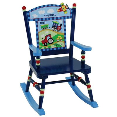 Levels of Discovery Gettin Around Kids Rocking Chair & Reviews ...