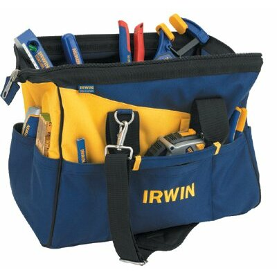 "Irwin Contractor's Tool Bags - 16"" contractors bag"