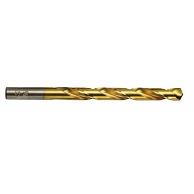 Irwin Titanium Nitride Coated HSS Drill Bits - dr 13/64 titanium nitrid