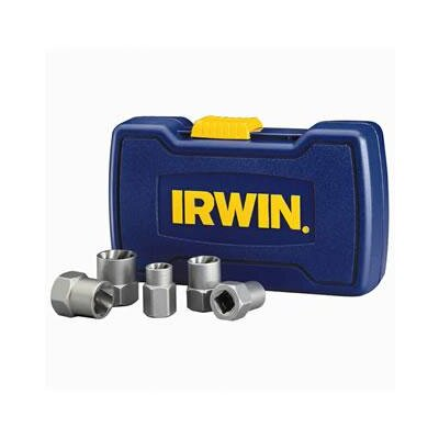 Irwin 5 Piece Bolt Extractor Set  394001