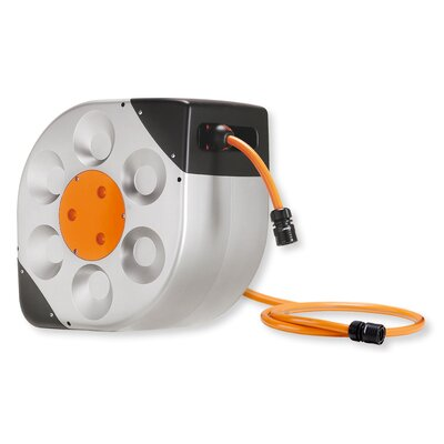 Claber Inc. 66' AutomaticRotoRoll Hose Reel With Hose 8990