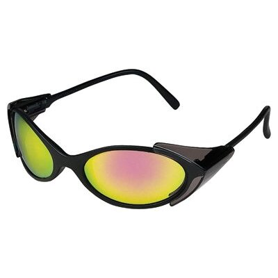Jackson Nomads Safety Spectacles - nomads black/metallic rainbow