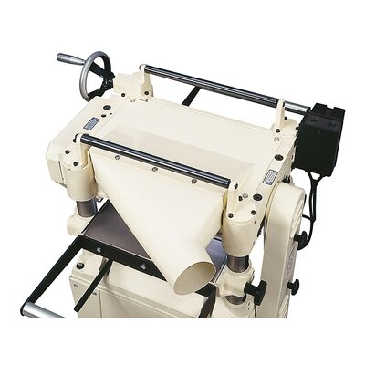 "Jet 15"" Planer with Helical Head"
