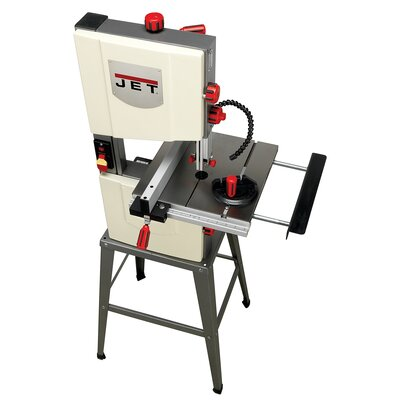 "Jet 10"" Band Saw with Stand"