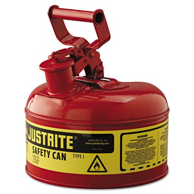 Justrite Type I Safety Can