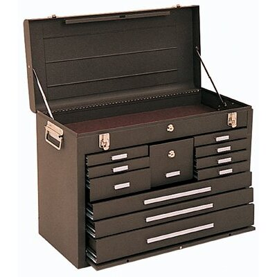 Kennedy Machinists' Chests - 10430 11-drawer machinist's chest brown