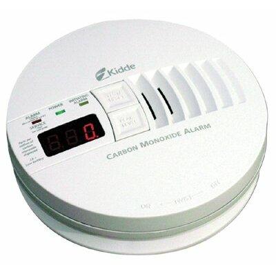 Kidde Kidde - Carbon Monoxide Alarms Carbon Monoxide Alarm Digital Display: 408-21006407 - carbon monoxide alarm digital display