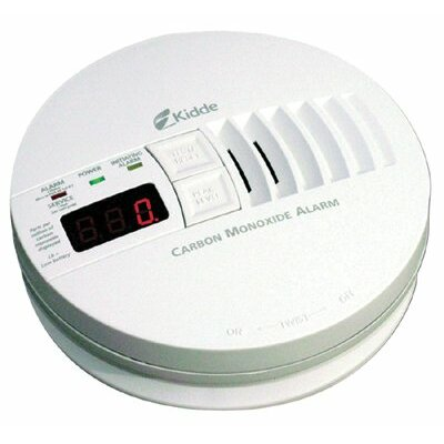 Kidde Kidde - Carbon Monoxide Alarms Carbon Monoxide Alarm Digital Display: 408-21006407 - carbon monoxide alarm digital display