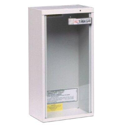 Kidde Kidde - Extinguisher Cabinets 10Lb Surface Mount Cabinet: 408-468042 - 10lb surface mount cabinet