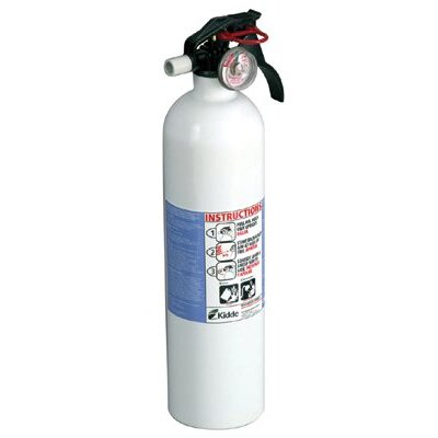 Kidde Kidde - Residential Series Kitchen Fire Extinguishers 2.9Lb Bc Kitchen Fire Extinguisher: 408-21005753 - 2.9lb bc kitchen fire extinguisher