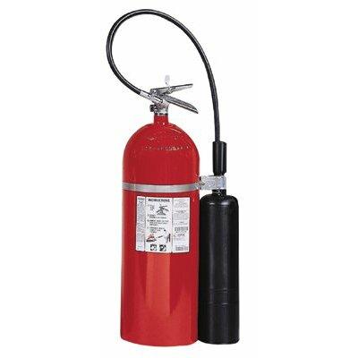 Kidde Kidde - Proline Carbon Dioxide Fire Extinguishers - Bc Type Pro20Cdm 20Lbs Co2 Hose& Horn Aluminum Va: 408-466183 - pro20cdm 20lbs co2 hose& horn aluminum va