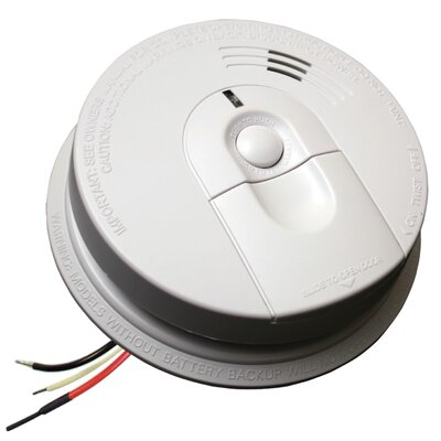 Kidde Wire-In Smoke Alarm
