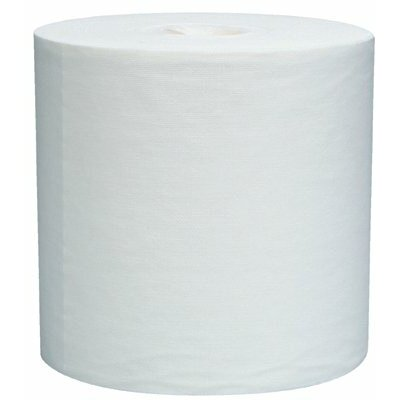 "Kimberly-Clark WypAll® L30 Wipers - 9.8""x15.2"" white economizer wipe 1-ply 300 p"