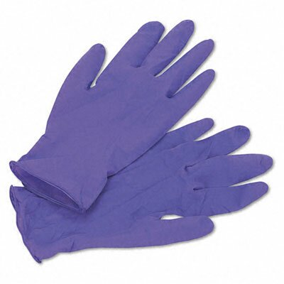 Kimberly-Clark Professional* Purple Nitrile Exam Gloves, Medium, 100/Box
