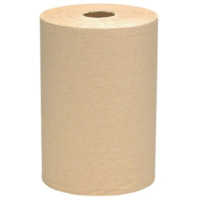 Kimberly-Clark Scott 100% Recycled Fiber Hard Roll Towels in Natural